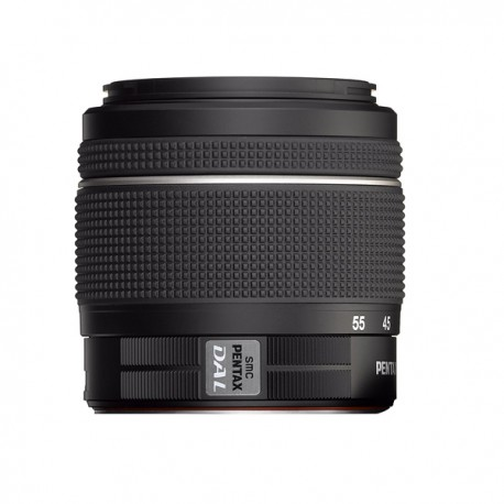 PENTAX Objectif 18-55mm f/3.5-5.6 DA-L WR NOIR Garanti 2 ans