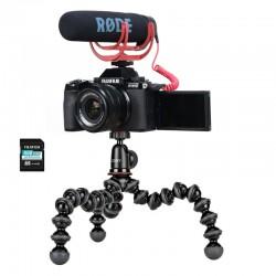 FUJIFILM X-S10 NOIR + 15-45mm Kit Vlogger Garanti 3 ans