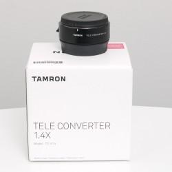 Occasion TAMRON Teleconvertisseur 1.4X compatible avec avec Canon - TC-X14