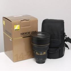 Occasion NIKON Objectif AF-S 14-24mm f/2.8 G ED