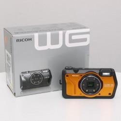 Occasion RICOH Compact étanche WG-6 Orange