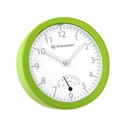 BRESSER Horloge de salle de bain MyTime mini . verte - 8020115B4KQUA