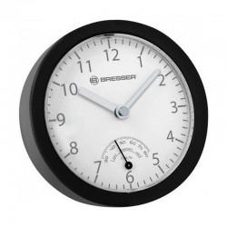 BRESSER Horloge de salle de bain MyTime mini . noire - 8020115CM3QUA