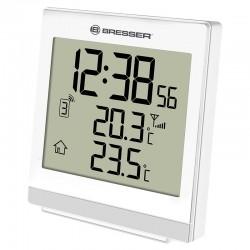 BRESSER RCC station température Temeo SQ blanche - 7004400GYE000