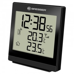 BRESSER RCC station température Temeo SQ noire - 7004400CM3000