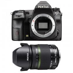 PENTAX K3 II NOIR + 18-270 f/3.5-6.3 ED SDM GARANTI 3 ans