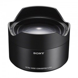 SONY Convertisseur Ultra grand angle SEL075UWC pour FE 28mm f/2