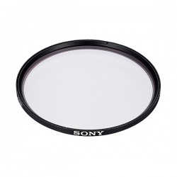 SONY Filtre de protection transparent diamètre 62mm