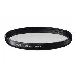 SIGMA Filtre UV WR DEPERLANT 55mm - AFB9B0