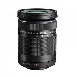 OLYMPUS Objectif M.ZUIKO ED 40-150mm f/4-5.6 R Noir Garanti 2 ans
