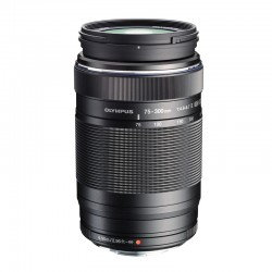 OLYMPUS Objectif M.ZUIKO ED 75-300 mm f/4.8-6.7 II Noir GARANTI 2 ans