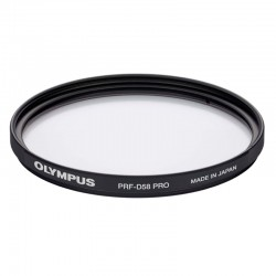 OLYMPUS PRF-D58 PRO Filtre de protection 58mm