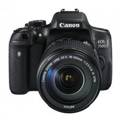 CANON EOS 750D + 18-135 IS STM GARANTI 3 ans