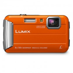 PANASONIC LUMIX DMC-FT30 ORANGE GARANTI 2 ans