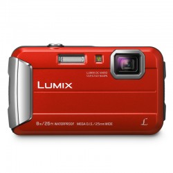 PANASONIC LUMIX DMC-FT30 ROUGE GARANTI 2 ans