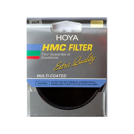 HOYA Filtre gris neutre HMC ND8 52mm
