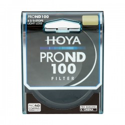 HOYA Filtre gris neutre PRO ND100 62mm