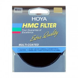 HOYA Filtre gris neutre HMC ND400 62mm
