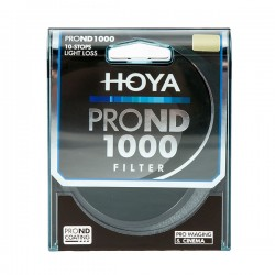 HOYA Filtre gris neutre PRO ND1000 67mm