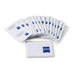 ZEISS nettoyage 20 lingettes objectifs + un tissu