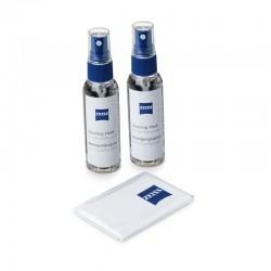 ZEISS nettoyage 2X 60 ml + un tissu