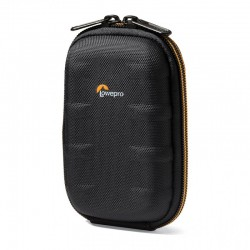 LOWEPRO Etui rigide Santiago 20 II Noir/Orange