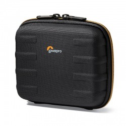 LOWEPRO Etui rigide Santiago 30 II Noir/Orange