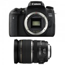 CANON EOS 760D + 17-55 IS USM GARANTI 3 ans