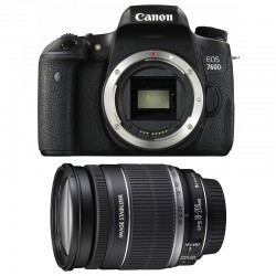 CANON EOS 760D + 18-200 IS GARANTI 3 ans