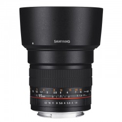 SAMYANG 85 mm f/1.4 AS IF SONY A GARANTI 2 ANS