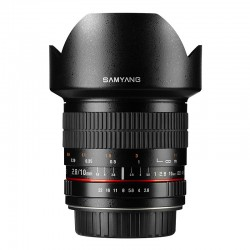 SAMYANG 10 mm f/2.8 ED AS NCS CS Micro 4/3 GARANTI 2 ANS