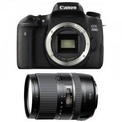 CANON EOS 760D + TAMRON 16-300mm VC PZD